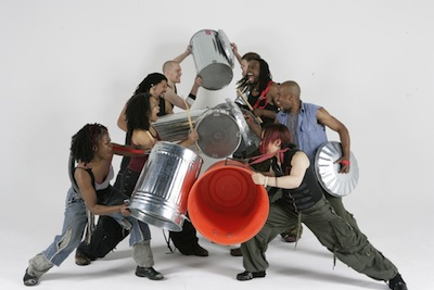 Stomp is among the performances scheduled for the 2011-12 season of the UCA Public Appearances.