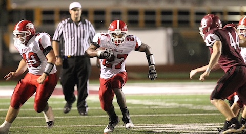 Greenbrier and Vilonia square off this week for the First Service Bank Cup. (Bill Patterson photo)