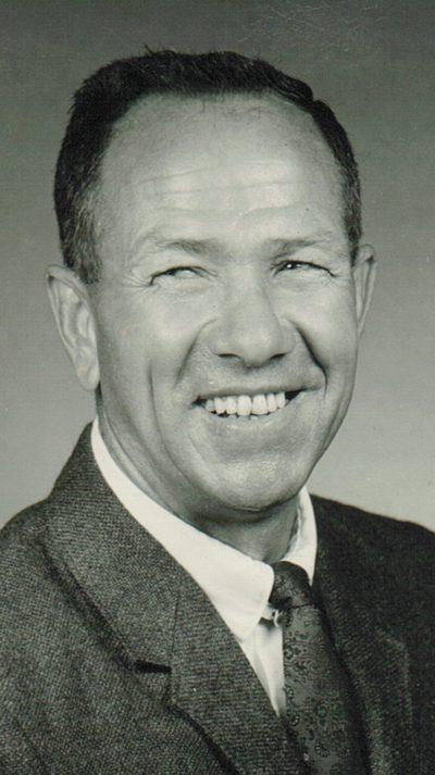 The late Raymond Bright.