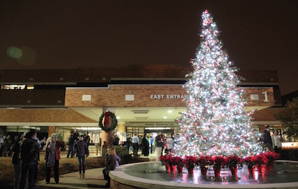 A new Tribute Tree was introduced last year by Conway Regional Health System.