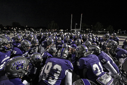 The University of Central Arkansas Bears will see several new starters across the field this fall as they battle for a playoff berth. (Josh Goff photos)