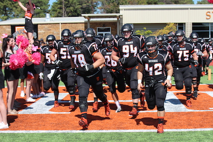 With 19 starters returning this fall, the sky is the limit for Hendrix College. Last fall, Coach Buck Buchanan led the Warriors to an 8-3 record, a conference title and a Division III playoff berth.