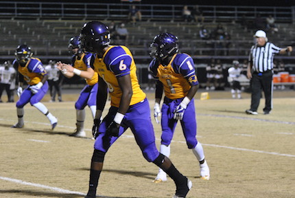 Mayflower plays host to Smackover after a first-round bye in the 3A playoffs. (Holly Hudson photo)