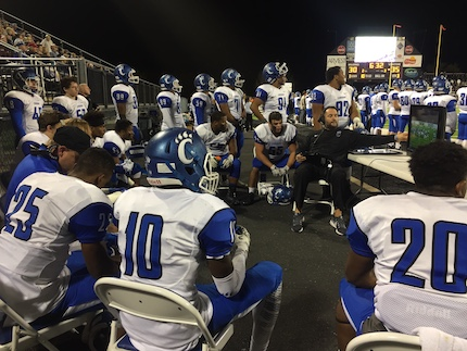 The Conway Wampus Cats head to North Little Rock this week for a 7A semifinal matchup.