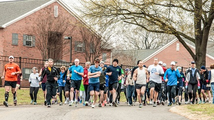 The Harding School of Theology Run for the Son 5K will be held March 24. (Zach Loudon photo)